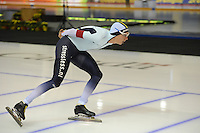 SPEED SKATING: CALGARY: Olympic Oval, 08-03-2015, ISU World Championships Allround, Bart Swings (BEL), ©foto Martin de Jong