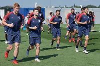 USMNT Training, September 5, 2018