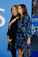 LONDON, ENGLAND - SEPTEMBER 15:  Barbara Bach and Nancy Shevell attending the 'The Beatles: Eight Days A Week - The Touring Years'  World Premiere at Odeon Cinema, Leicester Square on September 15, 2016 in London, England.<br /> CAP/MAR<br /> &copy;MAR/Capital Pictures /MediaPunch ***NORTH AND SOUTH AMERICAS ONLY***