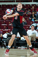 STANFORD, CA - JANUARY 6: Stanford defeats Thompson Rivers of Canada 3-1 in an exhibition opener at Maples Pavilion in Stanford, California.