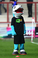 Captain Cod the Fleetwood mascot wears a Kick out Racism T-Shirt<br /> <br /> Photographer Richard Martin-Roberts/CameraSport<br /> <br /> The EFL Sky Bet League One - Fleetwood Town v Millwall - Monday 17th April 2017 - Highbury Stadium - Fleetwood<br /> <br /> World Copyright &copy; 2017 CameraSport. All rights reserved. 43 Linden Ave. Countesthorpe. Leicester. England. LE8 5PG - Tel: +44 (0) 116 277 4147 - admin@camerasport.com - www.camerasport.com