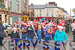 8th December Parade:Scoil an Chlochair ceile band  leading the parade in Listowel on Sunday last  in the annual 8th December parade.