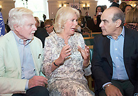 16 June 2017 - London, England - Camilla Duchess of Cornwall, Derek Jacobi and David Suchet. Live broadcast of the finale of BBC Radio 2's 500 Words creative writing competition held at the Tower of London. Photo Credit: Alpha Press/AdMedia