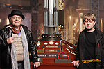 Sylvester McCoy and Tardis_gallery