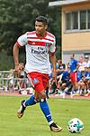 31.07.2017, Silberstadt Arena, Schwaz, AUT, FSP, Hamburger SV vs Antalyaspor, Douglas Santos (Hamburg #6)<br /> <br /> Foto &copy; nordphoto / Hafner