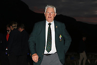 John Moloughney (President GUI) at the awards ceremony of the Men's Home Internationals 2018 at Conwy Golf Club, Conwy, Wales on Friday 14th September 2018.<br /> Picture: Thos Caffrey / Golffile<br /> <br /> All photo usage must carry mandatory copyright credit (&copy; Golffile | Thos Caffrey)