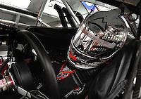 Mar 31, 2007; Martinsville, VA, USA; Nascar Nextel Cup Series driver David Stremme (40) during practice for the Goody's Cool Orange 500 at Martinsville Speedway. Martinsville marks the second race for the new car of tomorrow. Mandatory Credit: Mark J. Rebilas.