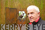 Minister Jimmy Deenihan at the Eagle pens in Tomies Wood, Killarney National Park.