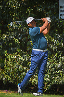 Jhonattan Vegas (VEN) watches his tee shot on 2 during round 3 of the World Golf Championships, Mexico, Club De Golf Chapultepec, Mexico City, Mexico. 3/3/2018.<br /> Picture: Golffile | Ken Murray<br /> <br /> <br /> All photo usage must carry mandatory copyright credit (&copy; Golffile | Ken Murray)