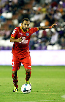 Getafe's  Diego Castro during La Liga match.August 31,2013. (ALTERPHOTOS/Victor Blanco)