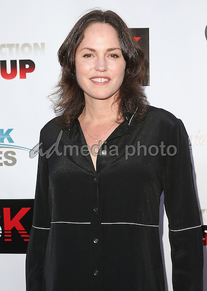 "05 June 2015 - Los Angeles, California - Jorja Fox. ""Extinction Soup"" Shark Conservation Documentary World Premiere held at Brakeman Brewery. Photo Credit: F. Sadou/AdMedia"