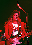 Deep Purple 1976 Tommy Bolin.© Chris Walter.
