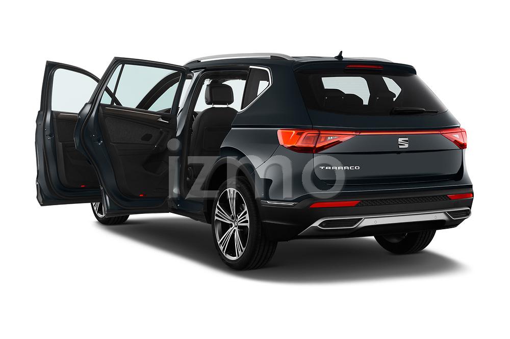 Car images of 2019 Seat Tarraco Xcellence 5 Door SUV Doors