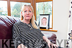 Lotte Lyne mother of Stephen Lyne who was murdered in Ross Road Killarney