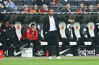 Trainer Markus Weinzierl (VfB Stuttgart) - 31.03.2019: Eintracht Frankfurt vs. VfB Stuttgart, Commerzbank Arena, DISCLAIMER: DFL regulations prohibit any use of photographs as image sequences and/or quasi-video.