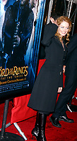 MIRANDA OTTO <br /> K27928JBB             SD1205 <br /> THE WORLD PREMIERE OF THE LORD OF THE RINGS THE TWO TOWERS AT THE ZIEGFELD THEATRE IN NEW YORK CITY <br /> PHOTO BY: John Barrett/ PHOTOlink.net/ MediaPunch &copy;2002