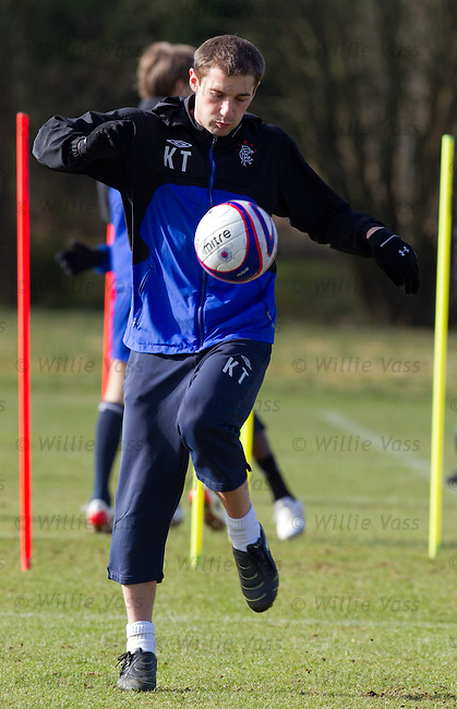 The silky skills of Kevin Thomson