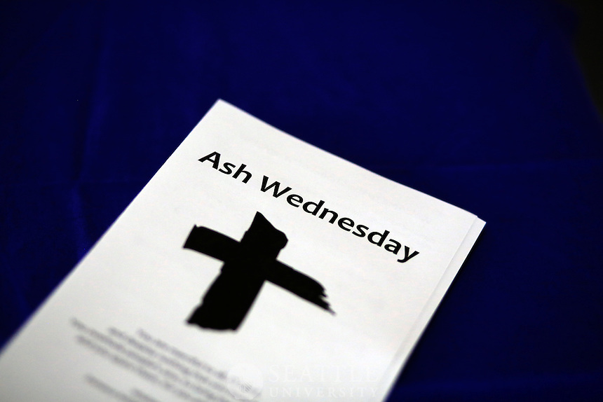 02132013- Ash Wednesday 2013-  Start of Lent