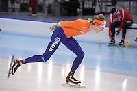 SPEEDSKATING: SOCHI: Adler Arena, 21-03-2013, Training, Jorrit Bergsma (NED), © Martin de Jong