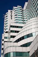 Hyatt hotel is seen on King street in Toronto April 20, 2010.