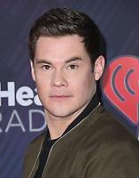 11 March 2018 - Inglewood, California - Adam Devine. 2018 iHeart Radio Awards held at The Forum. <br /> CAP/ADM/BT<br /> &copy;BT/ADM/Capital Pictures
