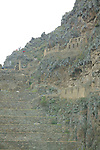 Ollantaytambo Inca Ruins