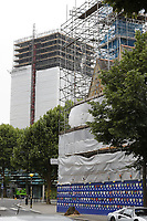 Grenfell Tower block and surroundings in west London on June 05, 2018<br /> CAP/GOL<br /> &copy;GOL/Capital Pictures