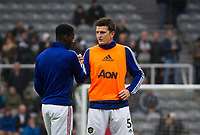 Harry Maguire of Man Utd during the Premier League match between Newcastle United and Manchester United at St. James's Park, Newcastle, England on 6 October 2019. Photo by J GILL / PRiME Media Images.