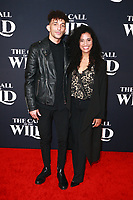 HOLLYWOOD, CA - FEBRUARY 13; Khleo Thomas at The Call Of The Wild World Premiere on February 13, 2020 at El Capitan Theater in Hollywood, California. Credit: Tony Forte/MediaPunch