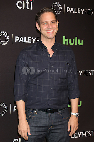 LOS ANGELES - MARCH 13: Greg Berlanti at the 33rd Annual PaleyFest Presents - Supergirl at the Dolby Theater on March 13, 2016 in Los Angeles, CA. Credit: David Edwards/MediaPunch
