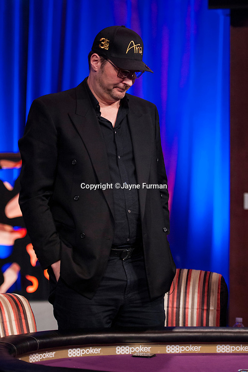 Phil Hellmuth Elimination