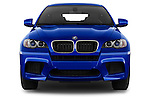 Straight front view of a 2013 Bmw X6 M 5 Door Suv 4WD