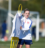 USWNT Training, Wednesday, February 25, 2015