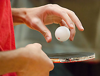 Intramural Table Tennis Tournament - I-Week 2014
