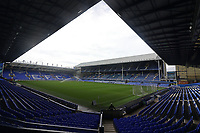 A general view of Goodison Park before the Premier League match between Everton and Burnley at Goodison Park on October 1st 2017 in Liverpool, England.<br /> Calcio Everton - Burnley Premier League <br /> Foto Phcimages/Panoramic/insidefoto
