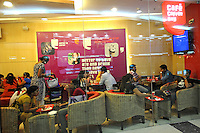 Cafe Coffee Day coffee shop in Madras, Inidia