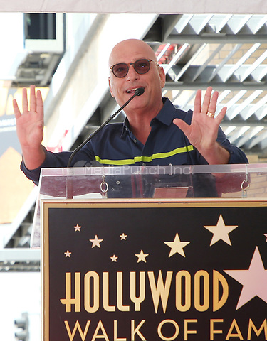 HOLLYWOOD, CA - SEPTEMBER 21: Howie Mandel, at Jeff Dunham Honored With Star On The Hollywood Walk Of Fame at On The Hollywood Walk Of Fame on September 21, 2017 in Los Angeles, California. Credit: Faye Sadou/MediaPunch