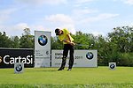 George Murray (SCO) tees off on the 6th tee during Day 3 of the BMW Italian Open at Royal Park I Roveri, Turin, Italy, 11th June 2011 (Photo Eoin Clarke/Golffile 2011)