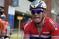 Alexander Kristoff (NOR/Katusha) post-race<br /> <br /> Elite Men Road Race<br /> UCI Road World Championships Richmond 2015 / USA