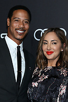 LOS ANGELES - SEP 19:  Brian J. White, Paula Da Silva at the Audi Celebrates The 71st Emmys at the Sunset Towers on September 19, 2019 in West Hollywood, CA