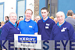 attending the OFFICIAL opening of the new Kerry Group store in Castleisland on Tuesday.