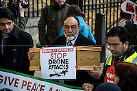 "23.11.2013 - ""Stop Drone Attacks in Pakistan"" Demonstration"