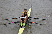 Crew: 227   MAV-HUMPHRIS-2    Maidstone Invicta Rowing Club    Op MasB/C 2x Champ <br /> <br /> Pairs Head 2017<br /> <br /> To purchase this photo, or to see pricing information for Prints and Downloads, click the blue 'Add to Cart' button at the top-right of the page.