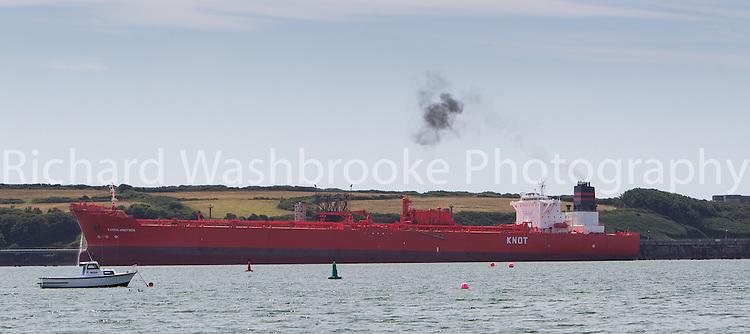 Milford Marina  7th August 2014