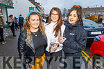 Ciara Shannon, Kelly Sheehan and Sarah Sestini enjoying the Cheltenham Gold Cup day on Friday in the Castle Bar