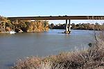 bridge over Sacramento River