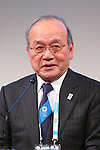 Mitsunori Torihara, MARCH 4, 2013 : Mitsunori Torihara attends a briefing about presentations of Tokyo 2020 bid Committee at Hotel Okura in Tokyo, Japan. (Photo by AFLO SPORT)