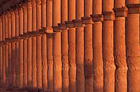 SIRIA - sito di Palmira(Tadmor)   colonnato