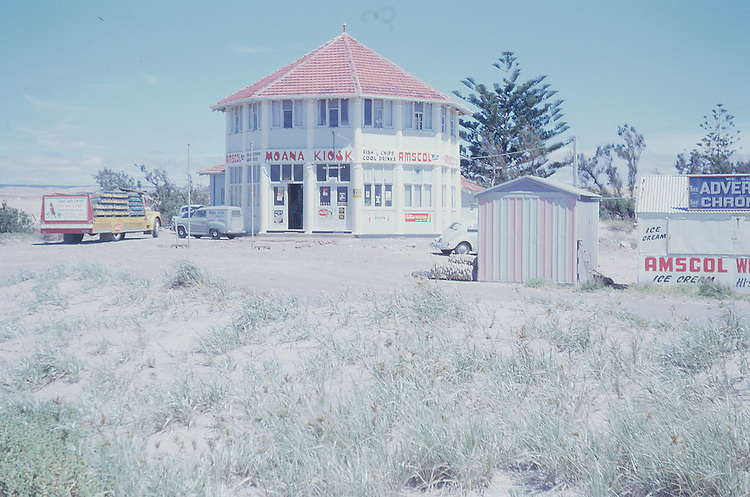 Kiosk Moana 1962