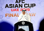 Draws - AFC Asian Cup 2019